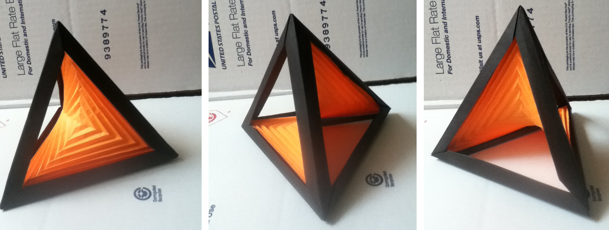 More Crazy Looking But Easy To Make Origami Made4math